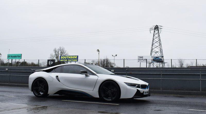 BMW i8 Mondello Park
